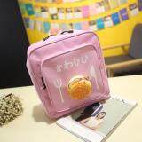 [PRE-ORDER] Women Backpack Girl Hamburger Pink