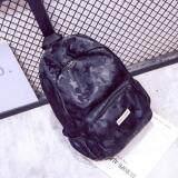 [PRE-ORDER] Women Flower Flory Casual Backpack Black