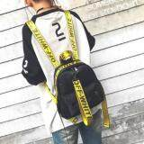 [PRE-ORDER] Women Ribbon Small Outing Casual Backpack-Yellow