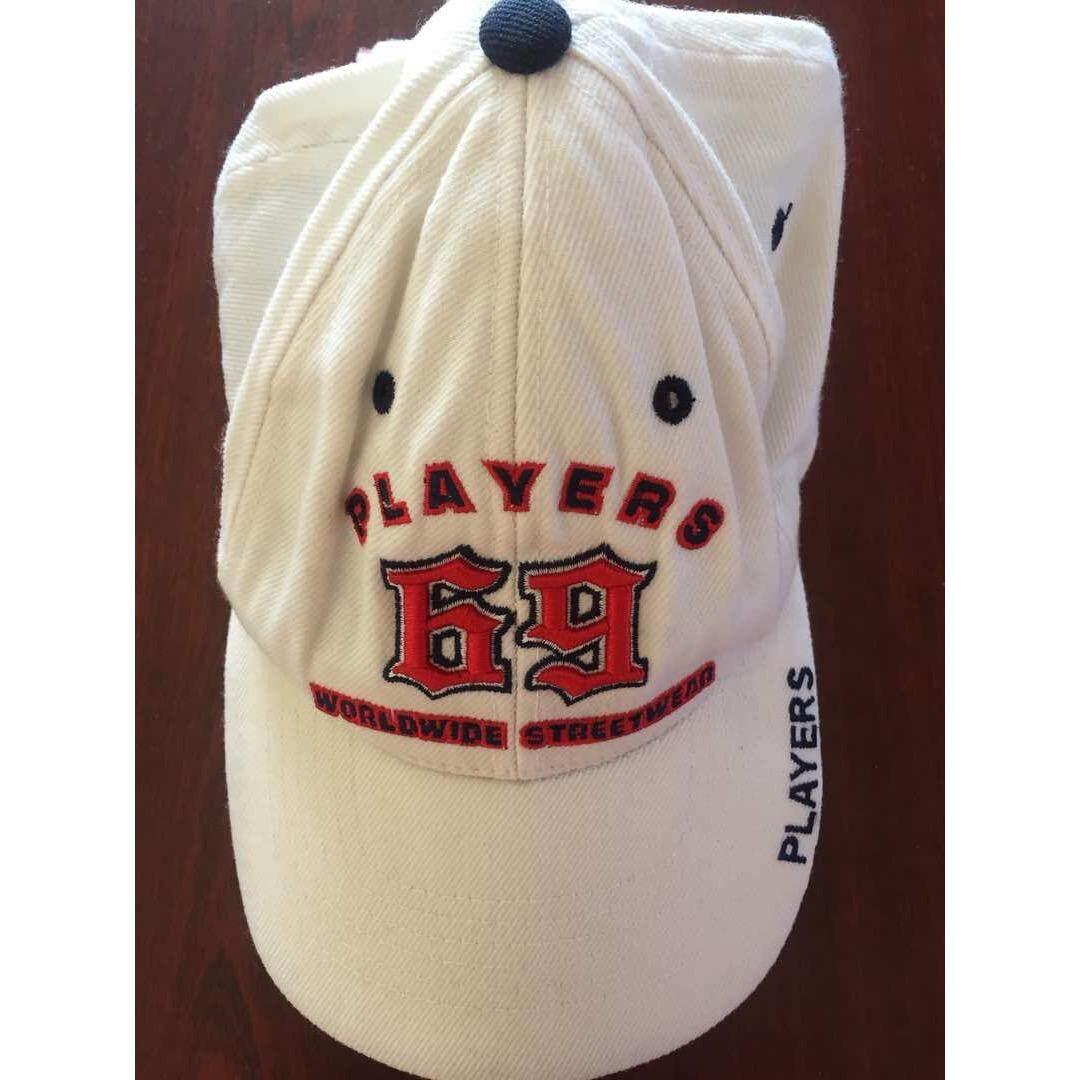 Preloved Player 69 Cap