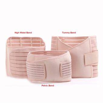 663c332d295d1 Premium Modern Bengkung 3pcs in 1 Set Body Shaper Waist Trimmer Postpartum  Support Belt  READY STOCK - FAST DELIVERY  Malaysia