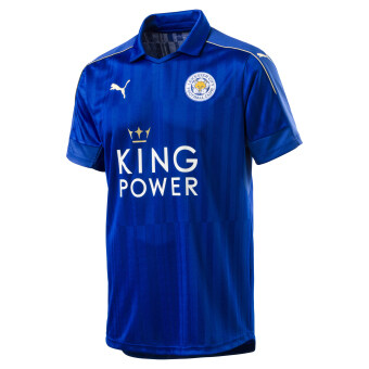 Puma Leicester Home Jersey 2016-2017