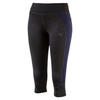 Puma Women's PWRCOOL Speed 3/4 Tight W (Dark Grey)