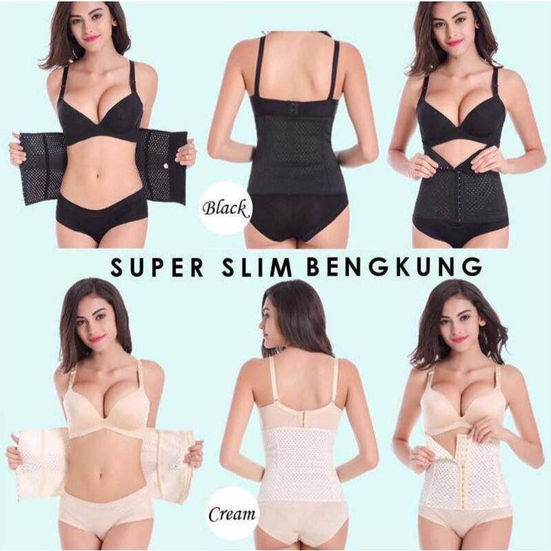 [READY STOCK] Bengkung / Slimming Corset /Slimming Belt/ Waist Trainer