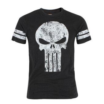 Reggae style Skull round-neck T-shirt Taobao wardrobe