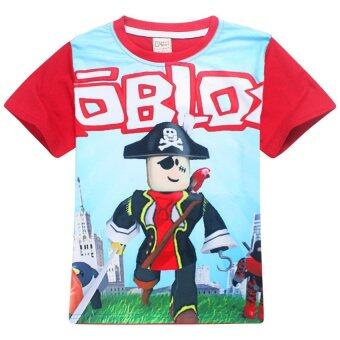 Sell roblox boys 39 105 155cm body height cotton t shirts for Where can i sell my shirts online