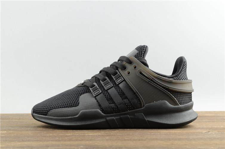Running Shoes Men s EQT Support ADV Damping Well Protected Classic ( Black  ) - intl 11dae909d6