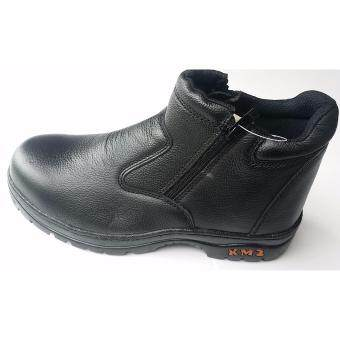 Harga SAFETY SHOES KM 3333 (BLACK)