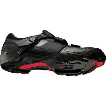 SHIMANO SH M089 SPD Mountain Bike Shoes MTB Riding EquipmentCycling Locking Shoes - 3