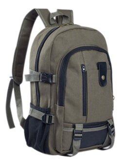 Sokano Korean Style Lightweight Travel and Laptop Backpack- Dark