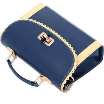 SoKaNo Trendz SKN602 Crossbody Bag- Blue