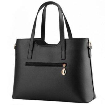 SoKaNo Trendz Sweet SA PU Premium PU Leather Bag- Black