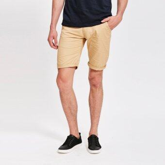 Harga Stitch chino shorts (Sand)