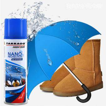 Harga TARRAGO Imported Nano Waterproof Spray / Outdoor Shoes Spray -250ml