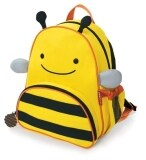 TEEMI Animal Design School Bag / Backpack for Kids - Yellow Bee