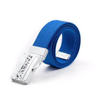 Teeoff Fashion Reversible Golf Web Belt with Stainless Steel Buckle