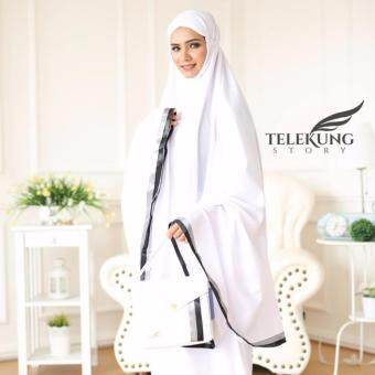 Harga TELEKUNG STORY Ayra Collection (White)