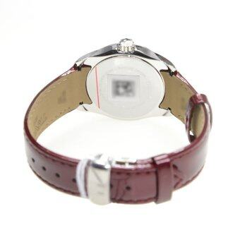 Tissot Red Leather strap Watch Tissot T035.210.16.371.00 - 2