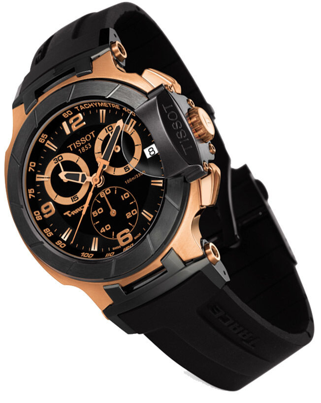 Tissot T-race T048.417.27.057.06 Quartz Chronograph Silicone Men s Watch 364db14f03f
