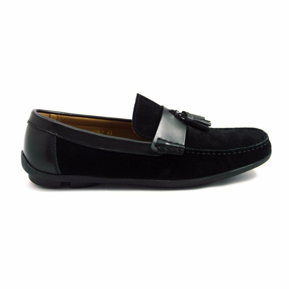 Tomaz C257 Tassel Loafers (Black)