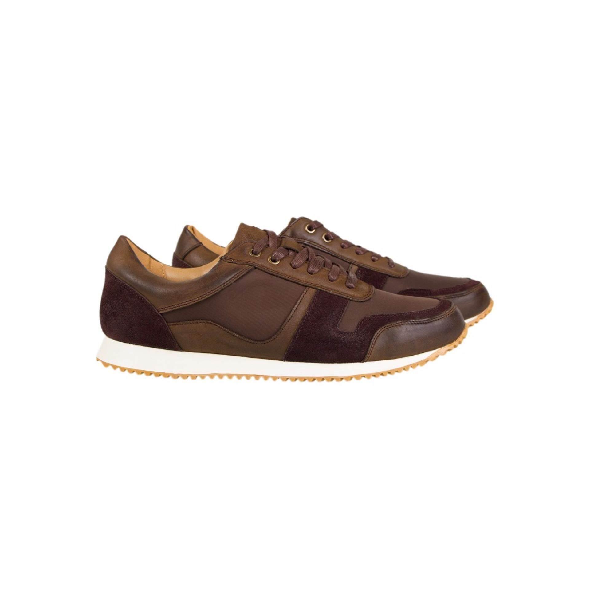 Tomaz C322 Mens Sneakers (Coffee)