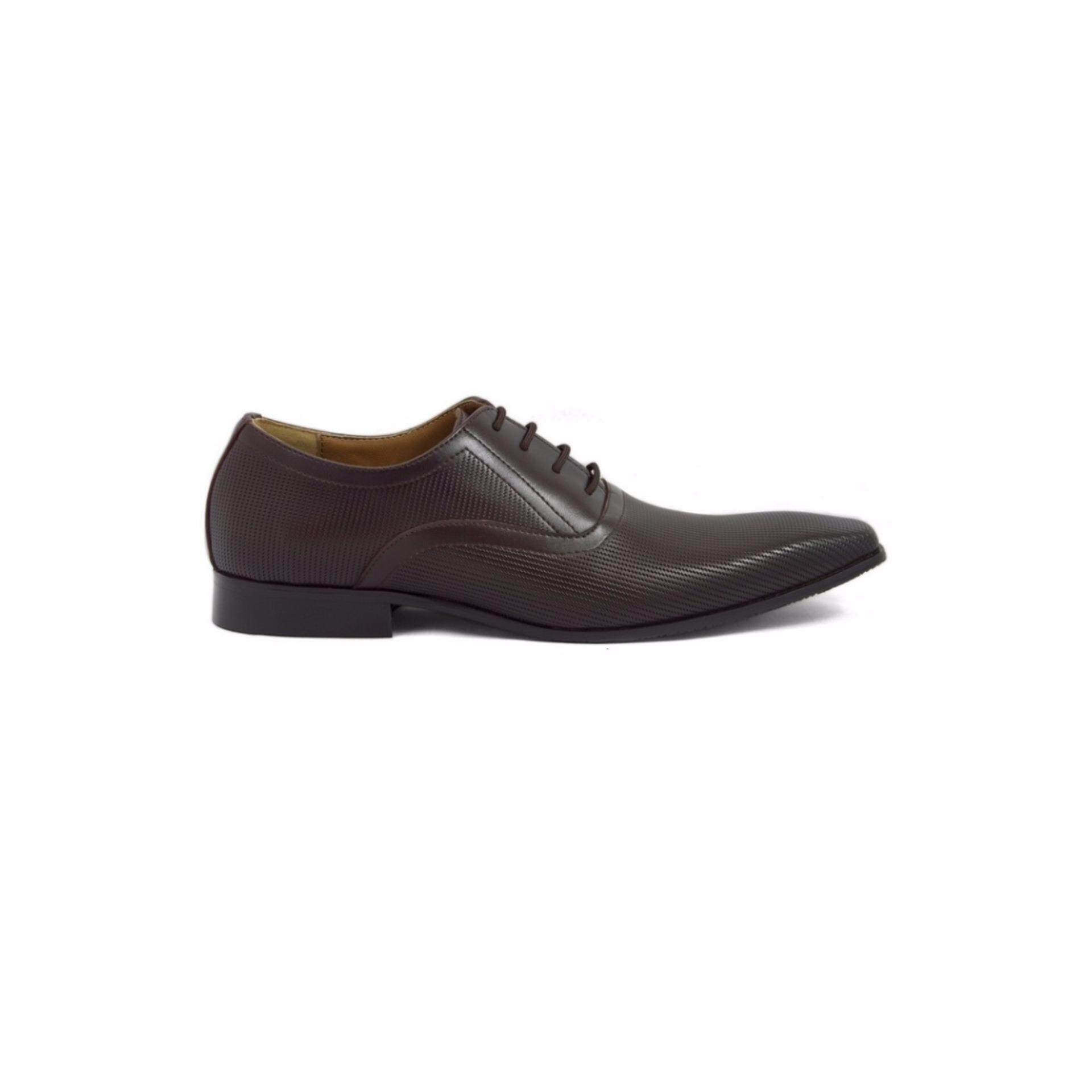 Tomaz F115 Formal Lace Up (Coffee)