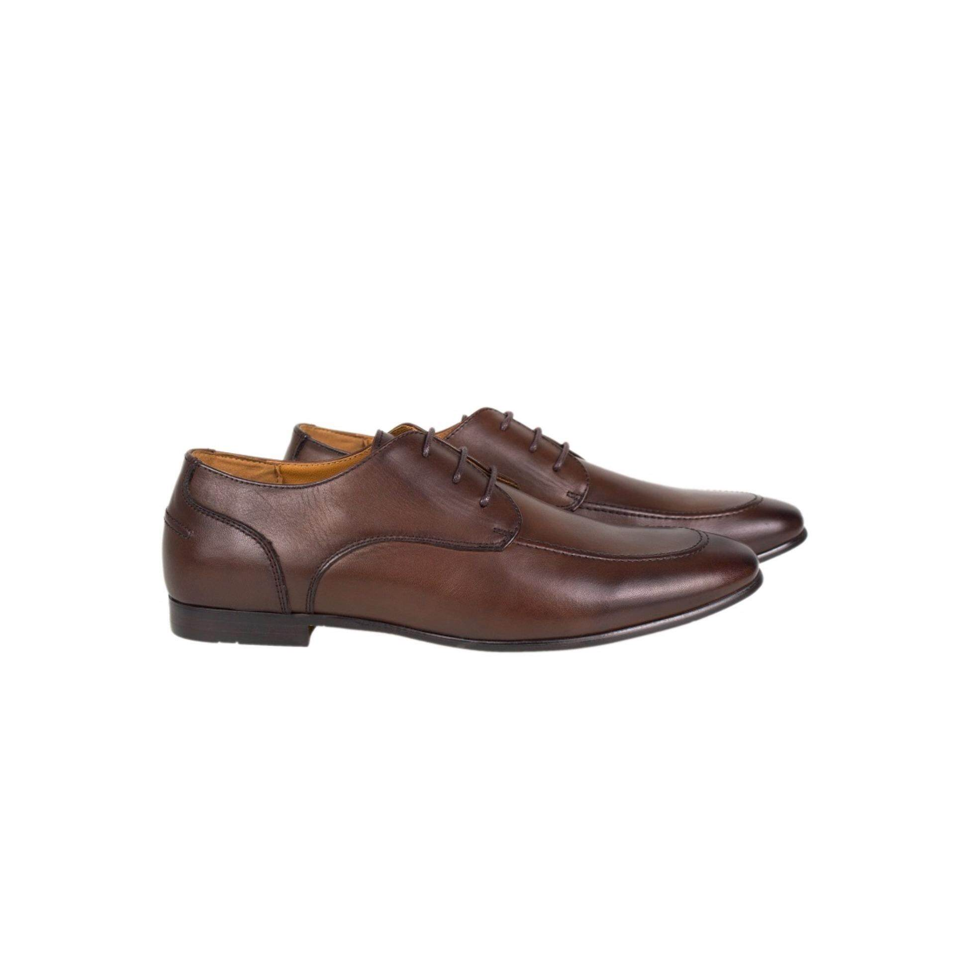 Tomaz F144 Perforated Lace Up Formal (Coffee)
