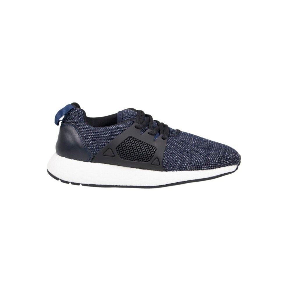 Tomaz TR238 Primeknit Sneakers (Blue)