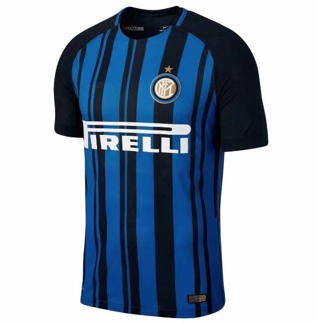 Beli Top Quality Inter Milanfc Home And Away Football Jersey For The 2017 18 Season Intl Seken