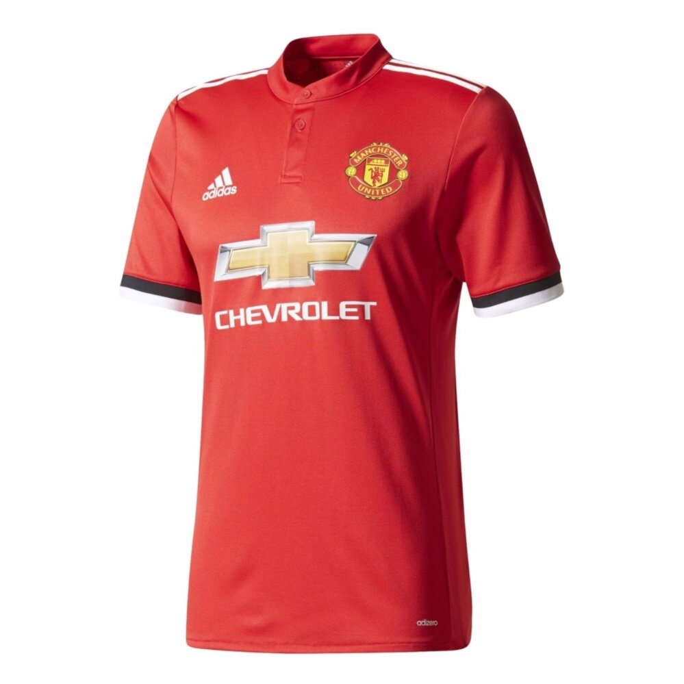 Review Pada Top Quality Man Utd Home Football Jersey Foradidas 2017 2018 Intl
