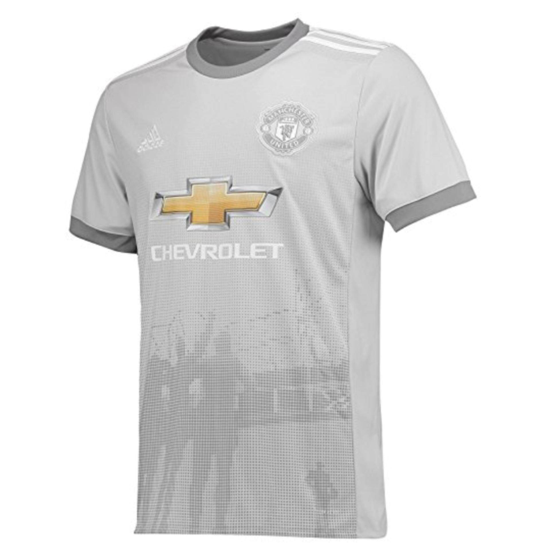 Jual Top Quality Man Utd Second Away Football Jersey For The 2017 18 Season Intl Branded Murah