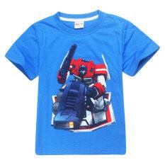 ราคา Transformer 3 12 Yrs ชาย 105 145 เซนติเมตรความสูงของผ้าฝ้ายเสื้อ สี หลัก Pic นานาชาติ Kisnow จีน