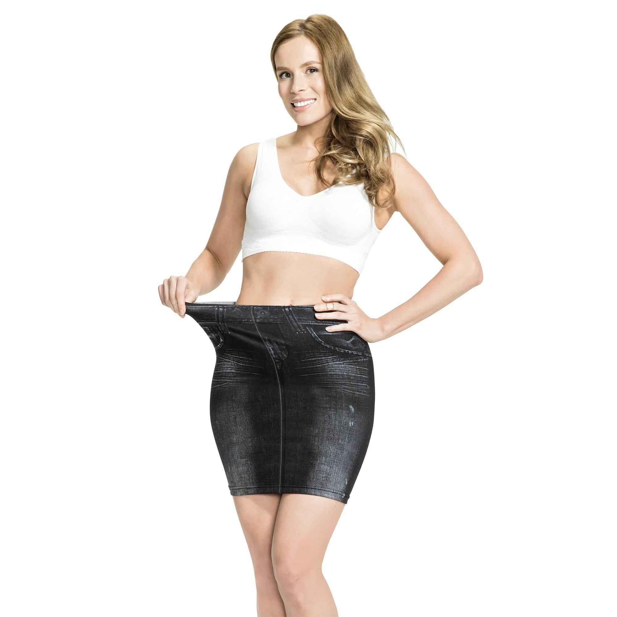 Trim n Slim Shaper Skirt Black
