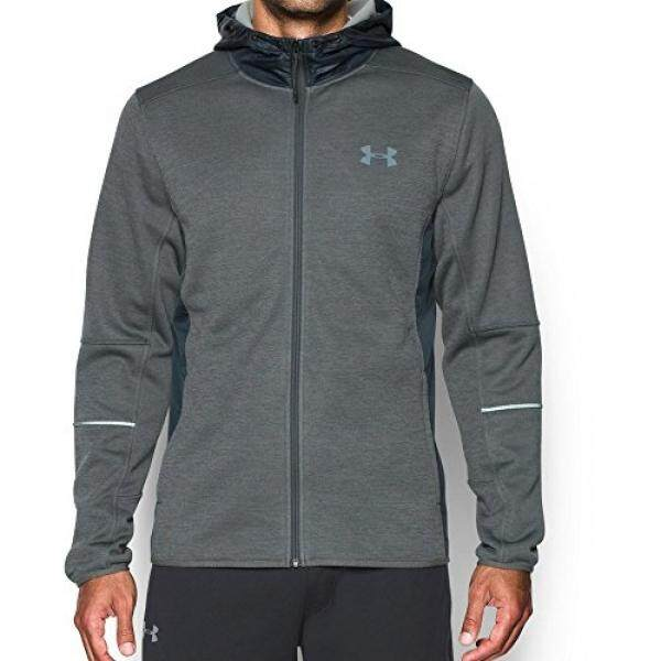 Under Armour Mens Storm Swacket, Stealth Gray/Steel, Medium - intl
