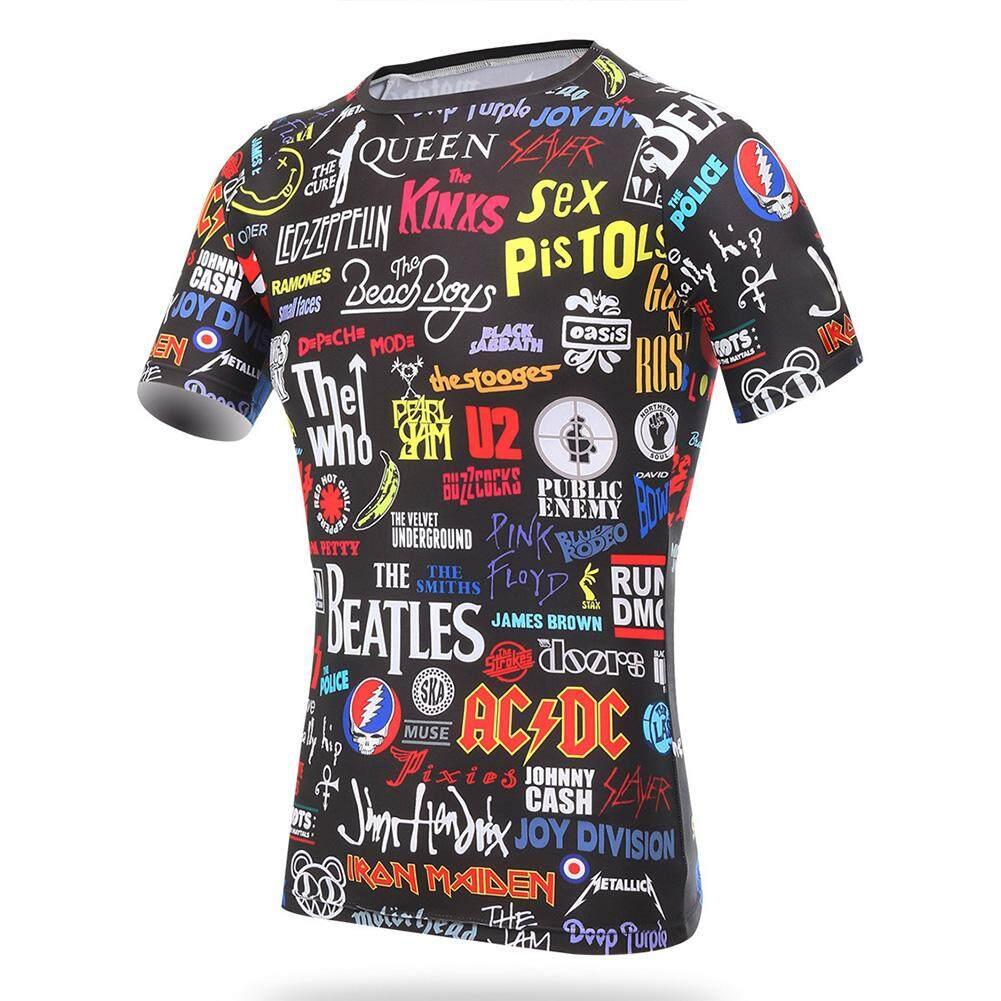 ขาย Coromose Unisex Cycling Jersey Quick Dry Mtb Bicycle Clothing Bike Wear T Shirt Short Sleeve Tops Style Short T Shirt Size Xxl Intl ใน จีน