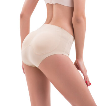 b3f1f461830 Price Wu Hen nice pants plus pad hip pad bottom pants hip pants fake  assfake hip Feng hip underwear 204 (Black) in Malaysia .