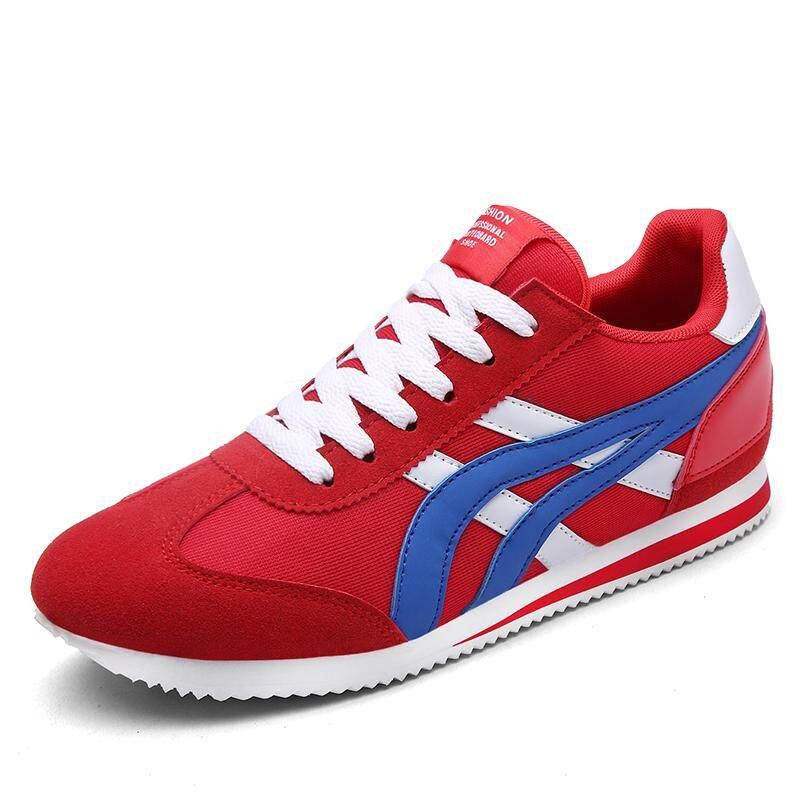 Harga Yf Men And Women Unisex Sneakers Comfortable Agan Shoes Leisure Shoes Couples Forrest Gump Shoes Plus Size 36 44 Intl Termurah