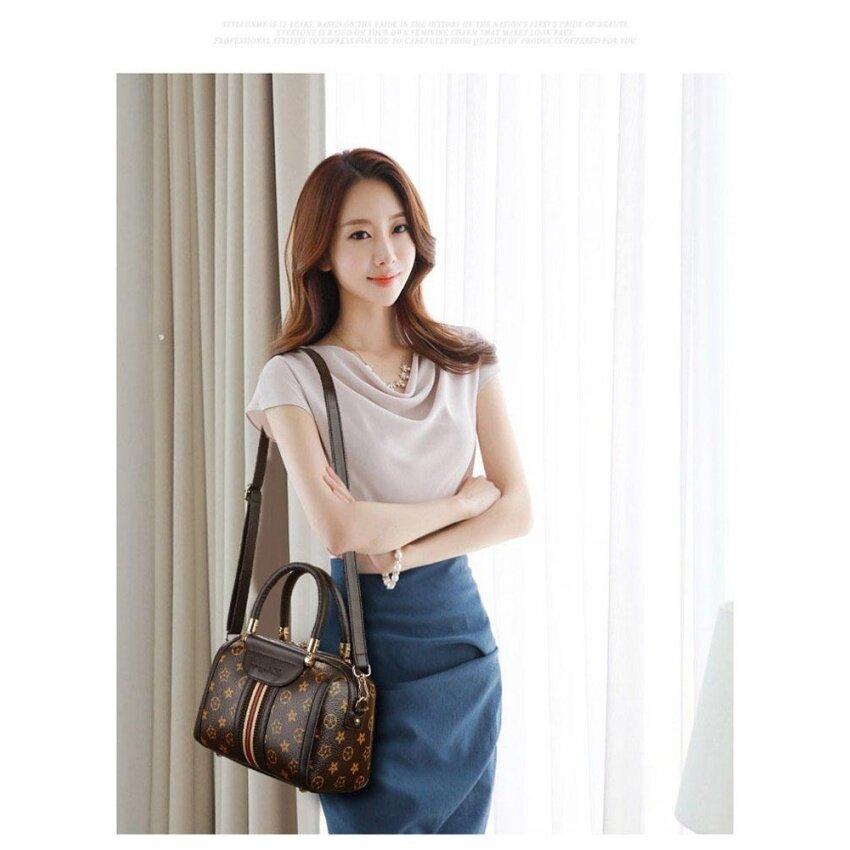 ZST 2017 New Brand Women Handbag Genuine Leather Shoulder Bag Elegant Tote Bag - 2017 Jenama