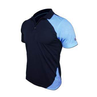 YLC POLO 1125-NAVY/BLUE