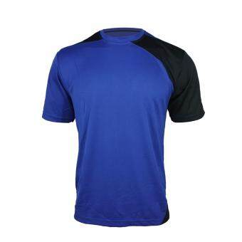 YLC ROUNDNECK 12119-ROYAL/BLACK