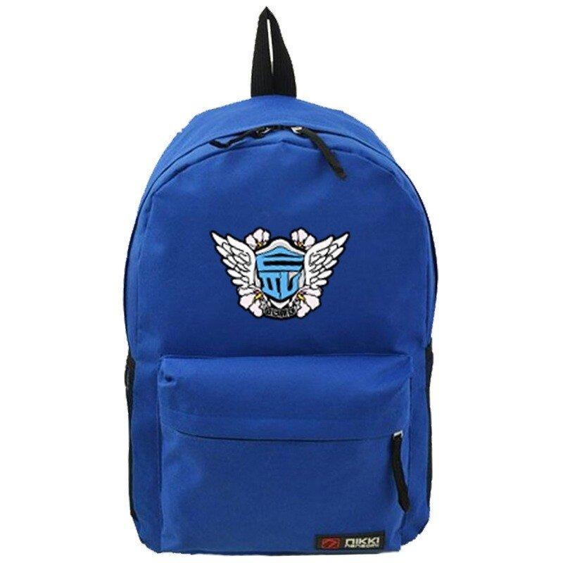 Youpop KPOP Girls Generation SOSI SNSD SONE Album Bag Nylon Package Schoolbag New Fashion Backpack Bags SJB418 (Blue) - intl
