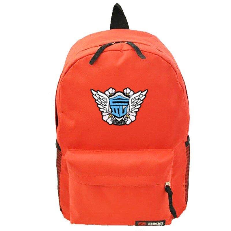 Youpop KPOP Girls Generation SOSI SNSD SONE Album Bag Nylon Package Schoolbag New Fashion Backpack Bags SJB418 (Red) - intl