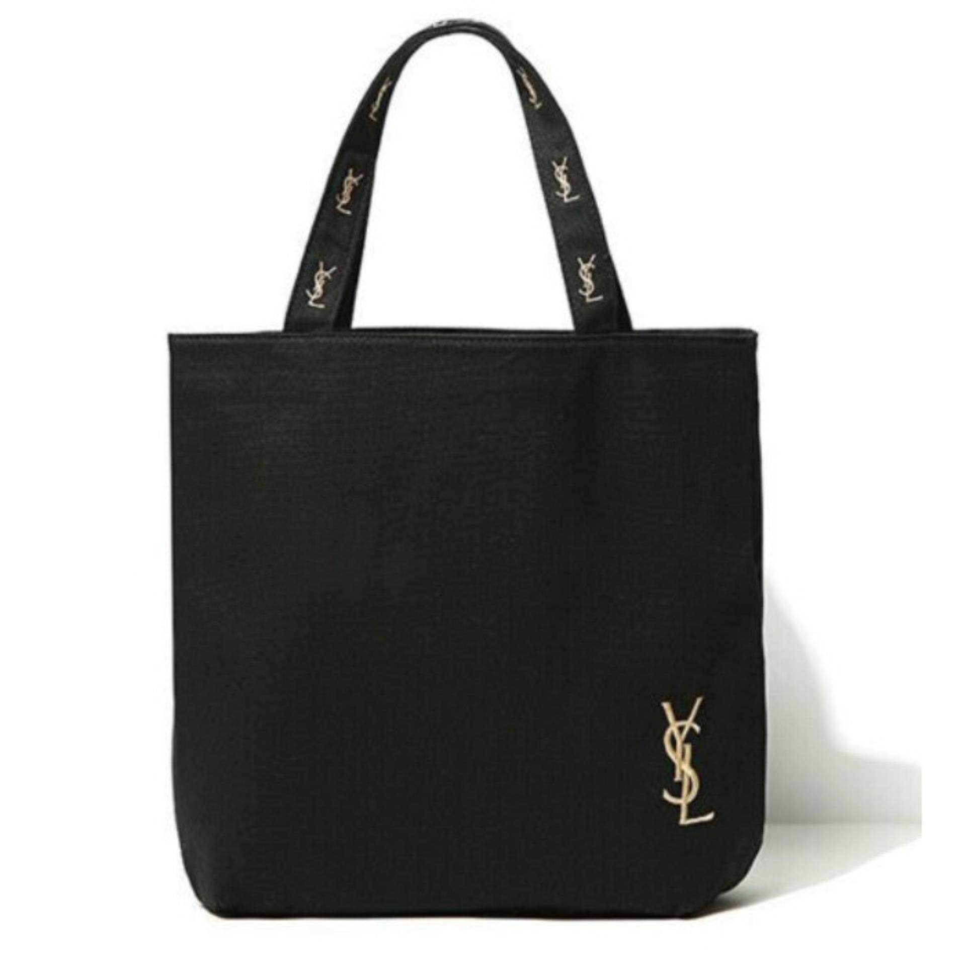 YSL Canvas Tote Bag - Clearance Sale- Yves Saint Laurent 912bdd6ff3663