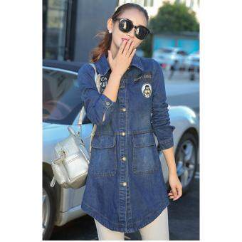 Zashion Denim Dress Collection 2017-As Shown