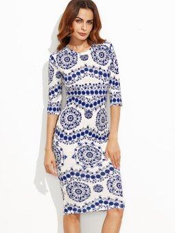 ZASHION European Dress | Shirts | Tops Collection