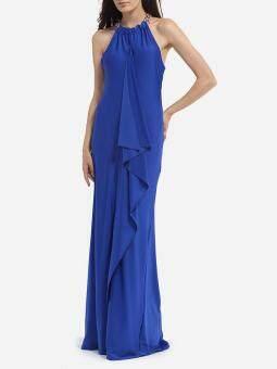 ZASHION European Dress | Shirts | Tops Collection (Blue)