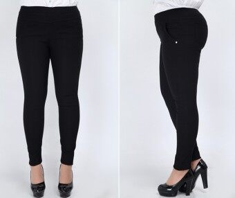 Harga Zashion Latest Denim Pants / Jeans Collection - BLACK