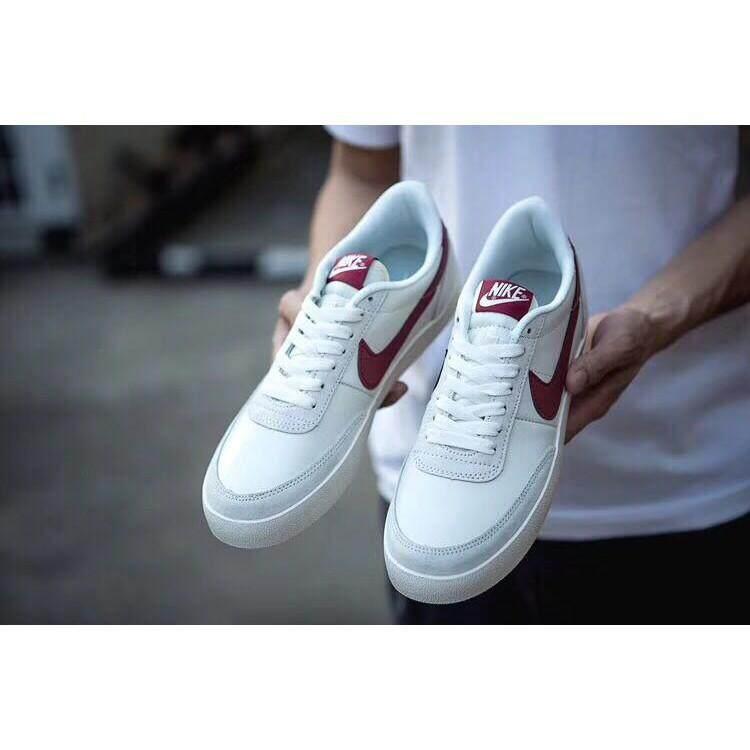 ยี่ห้อนี้ดีไหม  สงขลา Maopan แท้ 100% Nike ฤดูร้อนรองเท้าสเก็ตรองเท้าผ้าใบสต็อก