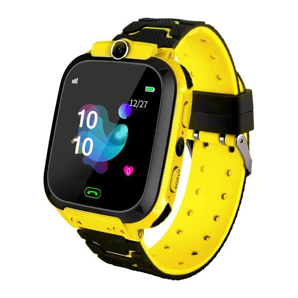 Koris Q12B Trẻ Em của Đồng Hồ Thông Minh Android Nhét Card 2G Chống Nước Từ Xa Định Vị GPS Định Vị Camera Gọi Chống mất Tay Thông Minh dành cho Trẻ Em