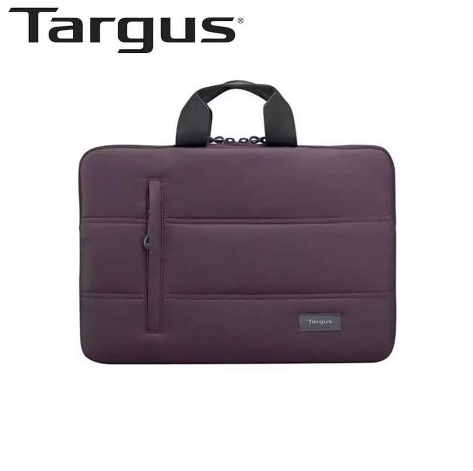 Targus 11Crave II Slipcase /Laptop Bag For Macbook -Dark Maroon (Targus Malaysia)